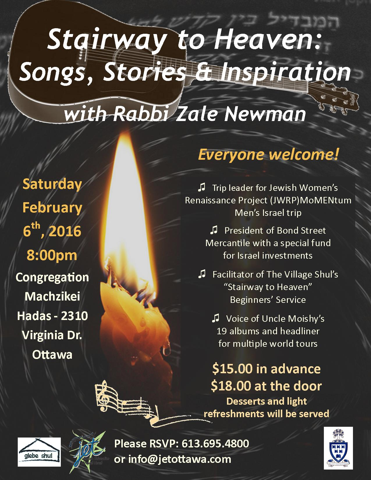Songs and Stories w R' Zale Feb 6 flyer v5 FINAL